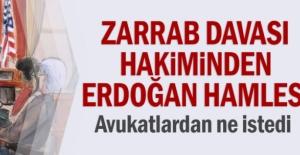 Zarrab davası hakiminden Erdoğan hamlesi