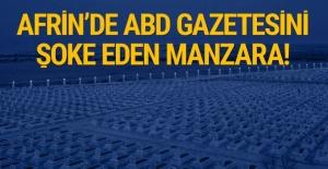Afrin#039;de ABD gazetesini şoke...