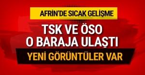 Afrin son dakika TSK'dan flaş açıklama