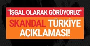 Irak'tan skandal Türkiye açıklaması: 'İşgal olarak görüyoruz!'
