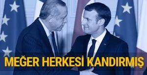 Türkiye Fransa#039;nın yaptığı...