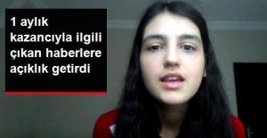 YouTuber Banu Berberoğlu, Ayda 42 Bin TL Kazandığı İddiasını Yalanladı
