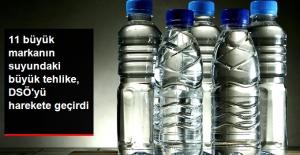 11 Büyük Markanın Şişe Sularında Plastik Maddeler Bulununca Duruma DSÖ, El Koydu