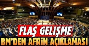 48 bin kişi Afrin'den ayrıldı