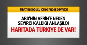 ABD bu yüzden Afrin#039;e seyirci...
