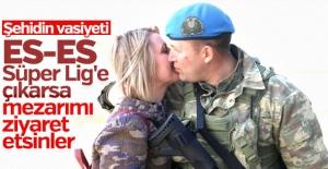 Afrin şehidi Mithat Dunca#039;nın...