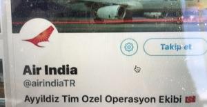Air İndia Hindistan Hava yollarında...