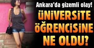 Ankara#039;da sır olay! Üniversite...