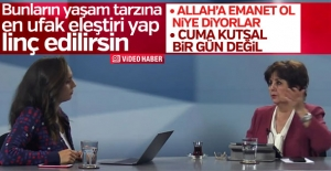 """Ayyıldız Tim, Ayşenur Arslan'ın Twitter hesabını patlatarak """"Hayırlı Cumalar mesajları paylaştı.!!!"""
