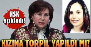 Danıştay Başkanı Zerrin Güngör'ün kızıyla ilgili iddialara HSK'dan açıklama: Özel uygulama yok