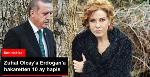 Erdoğan#039;a Hakaret Eden Zuhal...