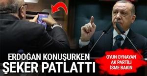Erdoğan konuştu Türkeş şeker patlattı!
