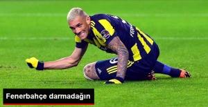 Fenerbahçe, Evinde TM Akhisarspor'a 3-2 Kaybetti