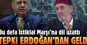 Kadir Mısıroğlu şimdi de İstiklal...