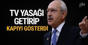 Kılıçdaroğlu'dan vekillere televizyon yasağı