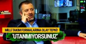 Mehmet Demirkol'dan Milli Takım formalarına tepki!