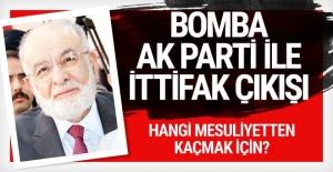 Saadet liderinden bomba ittifak açıklaması! Deli miyim?
