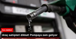 Son Dakika! Benzine 15 Kuruş Zam Bekleniyor