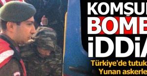 Son dakika: Yunan basınından bomba iddia! Edirne'de tutuklanan Yunan askerleri...