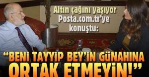 SP lideri Temel Karamollaoğlu'ndan Abdullah Gül açıklaması