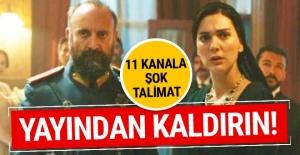 Türk dizilerini yayından kaldırıyorlar!...
