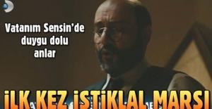 Vatanım Sensin 49. yeni bölüm fragmanı izle: Mehmet Akif Ersoy ilk kez İstiklal Marşı okuyor