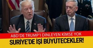 ABD: Çekilme yok, işi büyüteceğiz!