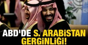 ABD'de Suudi Arabistan gerginliği