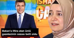 """""""Bakan Kaya'nın Eşinden ByLock Çıktı"""" Diyen Gazeteci İsmail Küçükkaya'ya Hapis Cezası"""