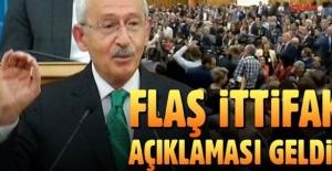 CHP lideri Kemal Kılıçdaroğlu'ndan ittifak mesajı