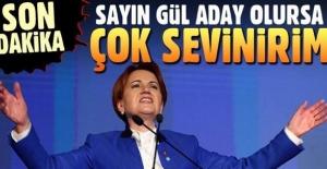 İYİ Parti Genel Başkanı Meral Akşener'den Abdullah Gül açıklaması