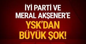 İYİ Parti ve Meral Akşener#039;e...