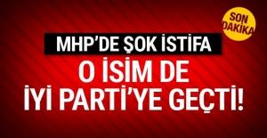 MHP'li milletvekili Koçdemir İYİ Parti'ye geçti