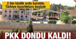 PKK, Tel Abday'da sokağa bile çıkamaz oldu