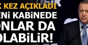 Son dakika... Cumhurbaşkanı Erdoğan ilk kez açıkladı!
