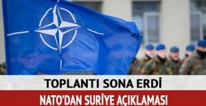 Stoltenberg: Bu operasyon Suriye'nin kimyasal silah kullanımı kısıtlayacak