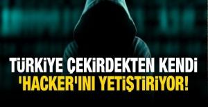 Türkiye çekirdekten kendi 'hacker'ını yetiştiriyor!