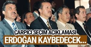Abdüllatif Şener#039;den seçim...