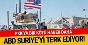 Nasıl yani! ABD Suriye'nin kuzeyinden çekiliyor iddiası...