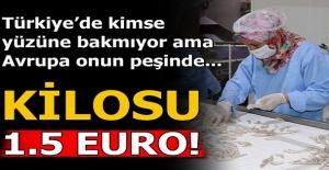 Türkiye'de rağbet görmüyor, Avrupa'da yok satıyor...