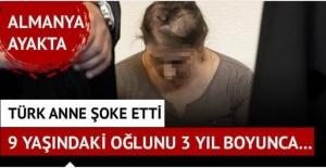 Almanya Türk Annenin Rezilliğini...