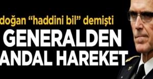 Erdoğan haddini bil demişti! Skandal sözler!