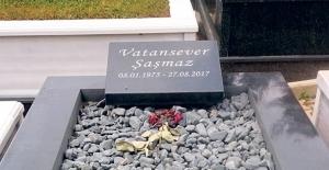 Vatan Şaşmaz'ın mezarı boş kaldı