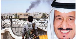 Bölücü terör örgütüne yardım eden Suudi Arabistan AYYILDIZ TİM İstilası altında!