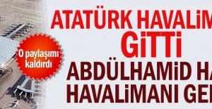 Çoka Yanlış Karar-Atatürk Havalimanı...