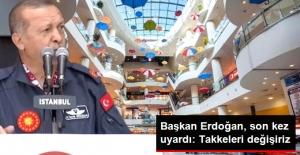 Erdoğan'dan  Sert Uyarı:  Takkeleri Değişiriz!