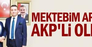 Mektebim artık AKP'li oldu