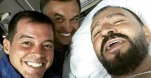 Mustafa Topaloğlu'nun hastanedeki ilk fotoğrafı ortaya çıktı! Sağlık durumu nasıl
