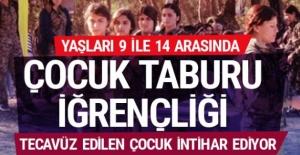 PKK 'çocuk taburu' kurdu! Yaşları 9 ila 14 arası kız ve erkeklere te-ca-vü-z