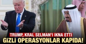 Trump ve Selman anlaştı: Gizli operasyonlar kapıda bizim payımıza neler düşcek bakalım!!!